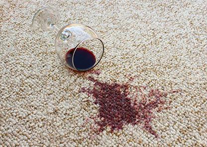 Conseils j entretiens home tache vin moquette