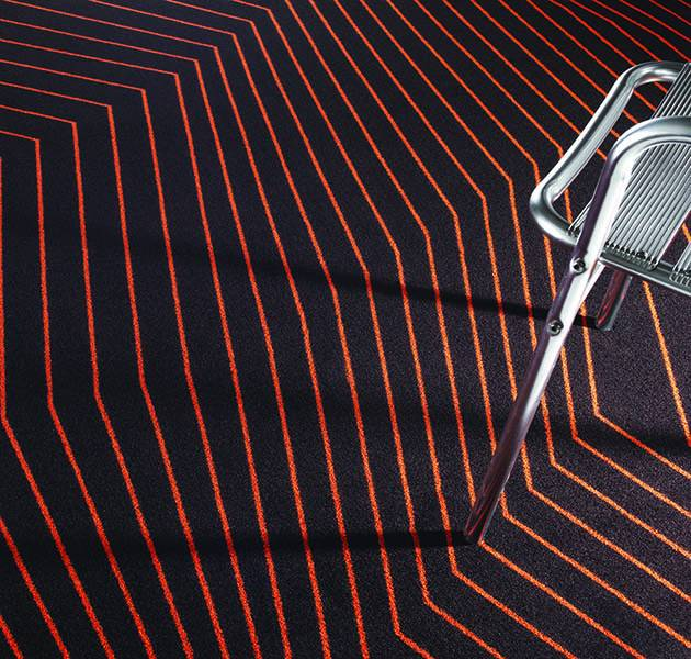 Collection duo 2 balsan fr for Moquette geometrique