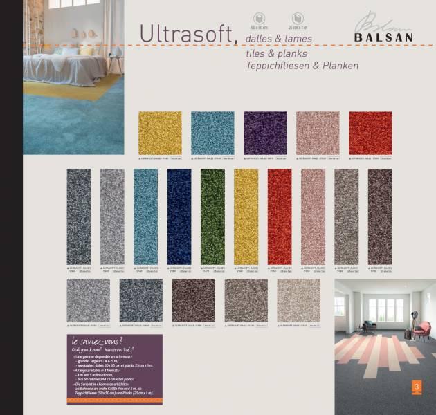 Valise Excellence 11 - Ultrasoft Dalle & Planks