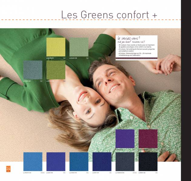 Valise Excellence 11 - Les Greens Confort+