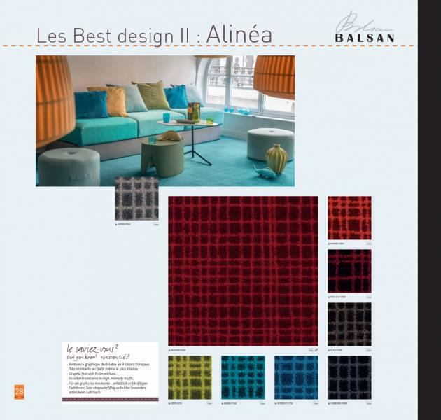 Valise Excellence 11 - Alinéa