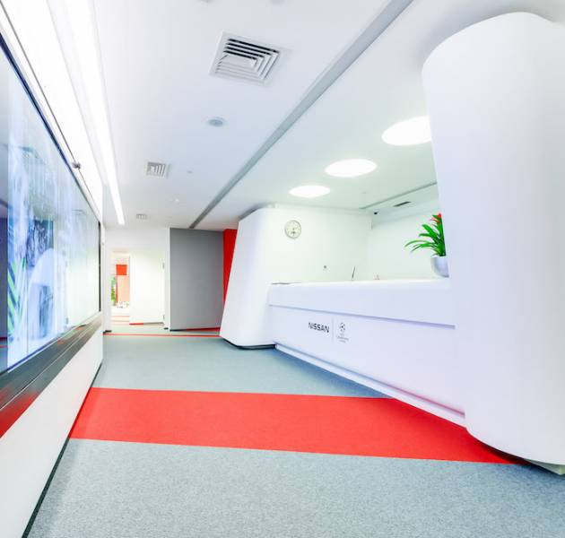 Nissan Offices - Moscow