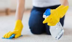 Conseils je pose hotel nettoyage localise moquette