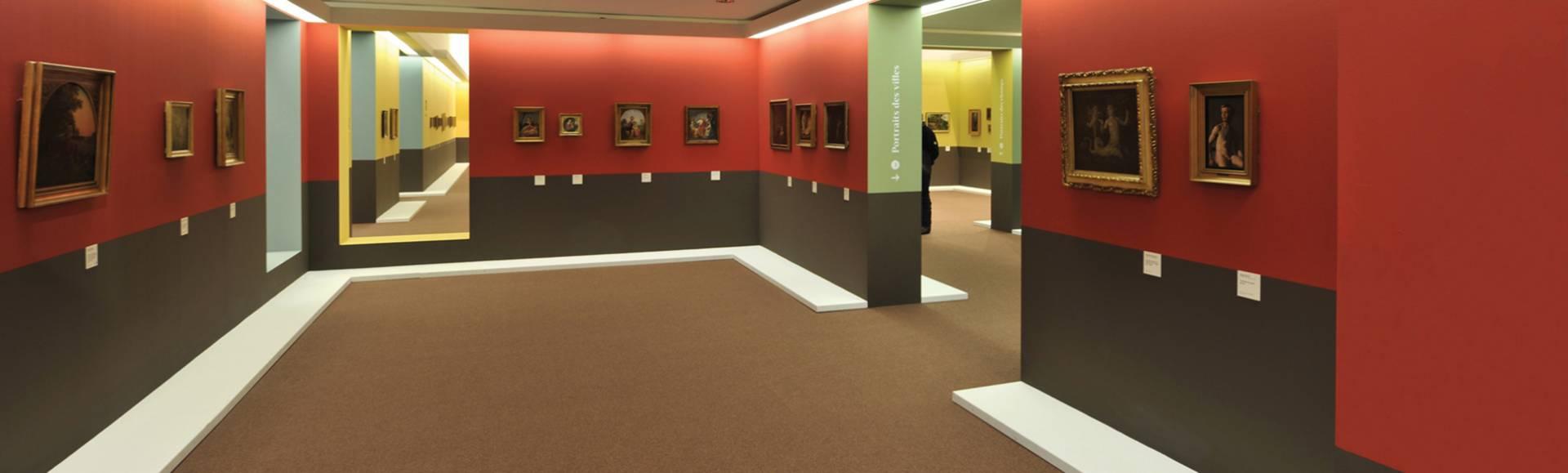 La Piscine Exposition Peinture Danoise Roubaix Balsan Fr