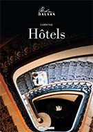 Brochure Hôtel