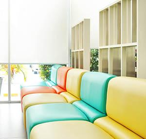 Inspiration couleurs deco canapes