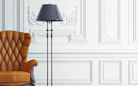 Inspiration patines deco fauteuil cuir