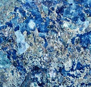 Inspiration deco ocean opale bleu